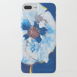 Life in Blue  iPhone Case