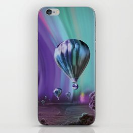 Visions of the Future: The Mighty Jupiter iPhone Skin