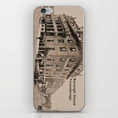 Burleigh House 1913 (sepia) iPhone & iPod Skin