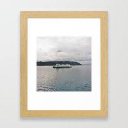 Don't Sink Framed Art Print