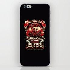 Chumbucket's Tabernacle iPhone & iPod Skin