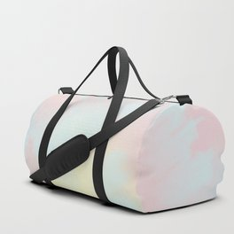 soft tie dye Duffle Bag