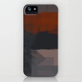Brilliant in the light of the day iPhone Case