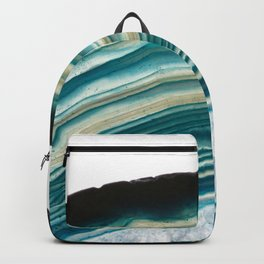 Depths of an Agate Backpack