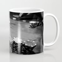 poker Mugs featuring Poker Time by Eduard Leasa Photography