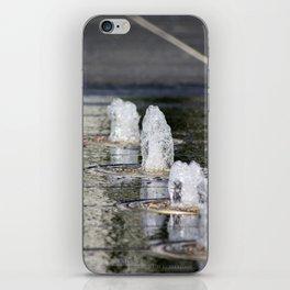 Water4 iPhone Skin