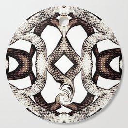 Ornament-ish Cutting Board