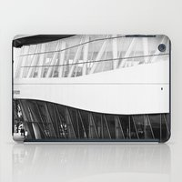 mercedes iPad Cases featuring MERCEDES-BENZ MUSEUM by GL-ART-PHOTOGRAPHY
