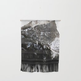 Rocky Mountains 7 Wall Hanging