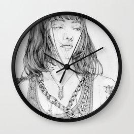 Jijitsu Wall Clock