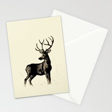 Deer Ink Stationery Cards