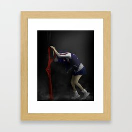Matoi Ryuko Framed Art Print
