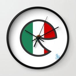 Mexico Smile Wall Clock