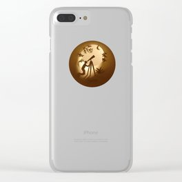 Astronomer (Astronome) Clear iPhone Case