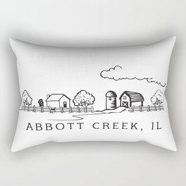 Abbott Creek IL Rectangular Pillow