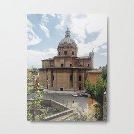 In Rome Metal Print