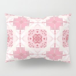 Red Rage Repeat Pillow Sham