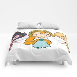 Little Friends: Lil' CutiEs Comforters