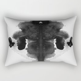 Form Ink Blot No. 29 Rectangular Pillow