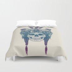 Dead shaman Duvet Cover