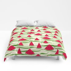 Watermelon pattern . 2 Retro . Comforters