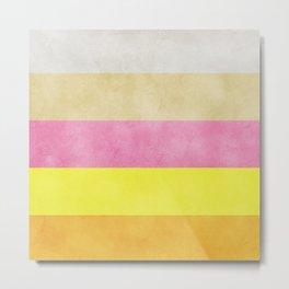 Gwyneth Paltrow's Palette Metal Print