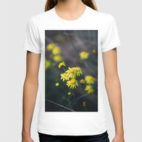 daisies T-shirts featuring Daisies by Ellen Richardson