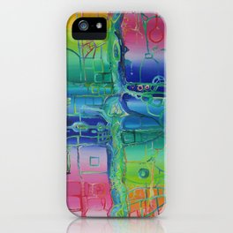 Nothing Is Everything All At Once iPhone Case