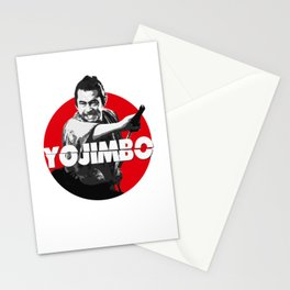 Yojimbo - Toshiro Mifune Stationery Cards