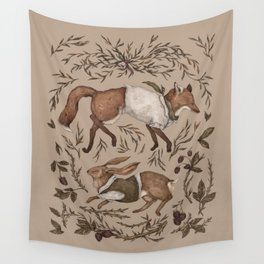 Tricksters Wall Tapestry