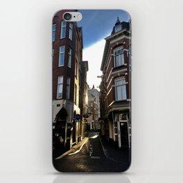 Morning Light in Amsterdam iPhone Skin