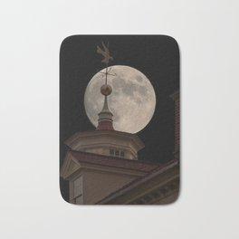 Moon Over Mount Vernon Bath Mat