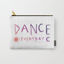 DANCE EVERYDAY Carry-All Pouch