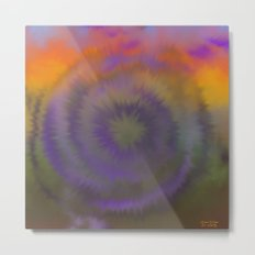 a Blossom of Echoes Metal Print