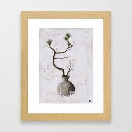 Ikebana No.1 Framed Art Print