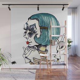 Voila! Wall Mural