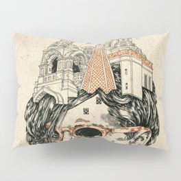 Head sanctuary Pillow Sham