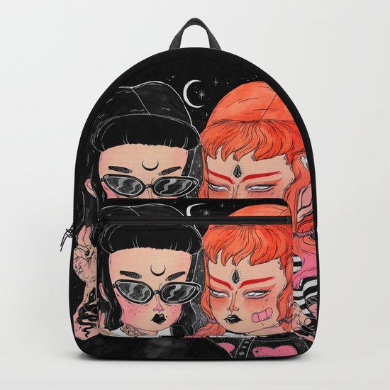 BEST ϟ WITCHES Backpack
