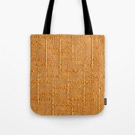 Heritage - Hand Woven Cloth Yellow Tote Bag