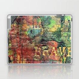 Permission Series: Brave Laptop & iPad Skin