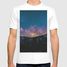 Mountain Stars T-shirt