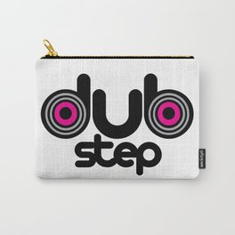 Dubstep Speakers Rave Quote Carry-All Pouch