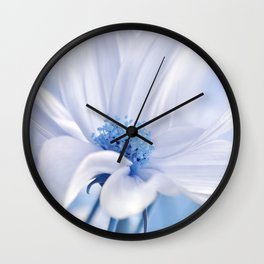 Cosmea flower 118 Wall Clock