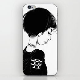 Jade iPhone Skin