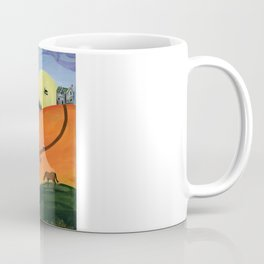 Hilly Haunting Coffee Mug