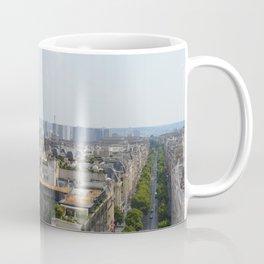 Views of Paris Coffee Mug