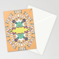 Caleidoscópicas [1] Stationery Cards