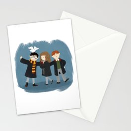 Friendship and magic Stationery Cards