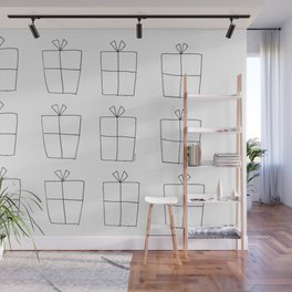 You Are In This World So Let's Celebrate Everyday Wall Mural