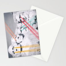 Embroidered Mt. Rushmore Stationery Cards